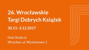 30 listopada we Wrocławiu ruszają Targi Dobrej Książki