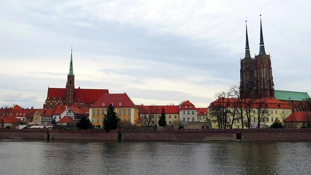 Zamek na Ostrowie Tumskim we Wrocławiu